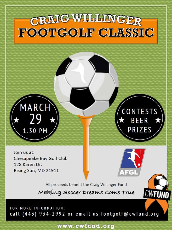 Footgolf Tournament in Maryland