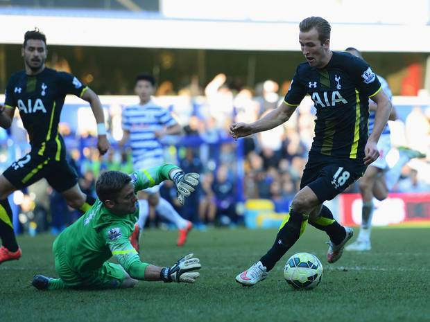 Harry Kane vs Tottenham