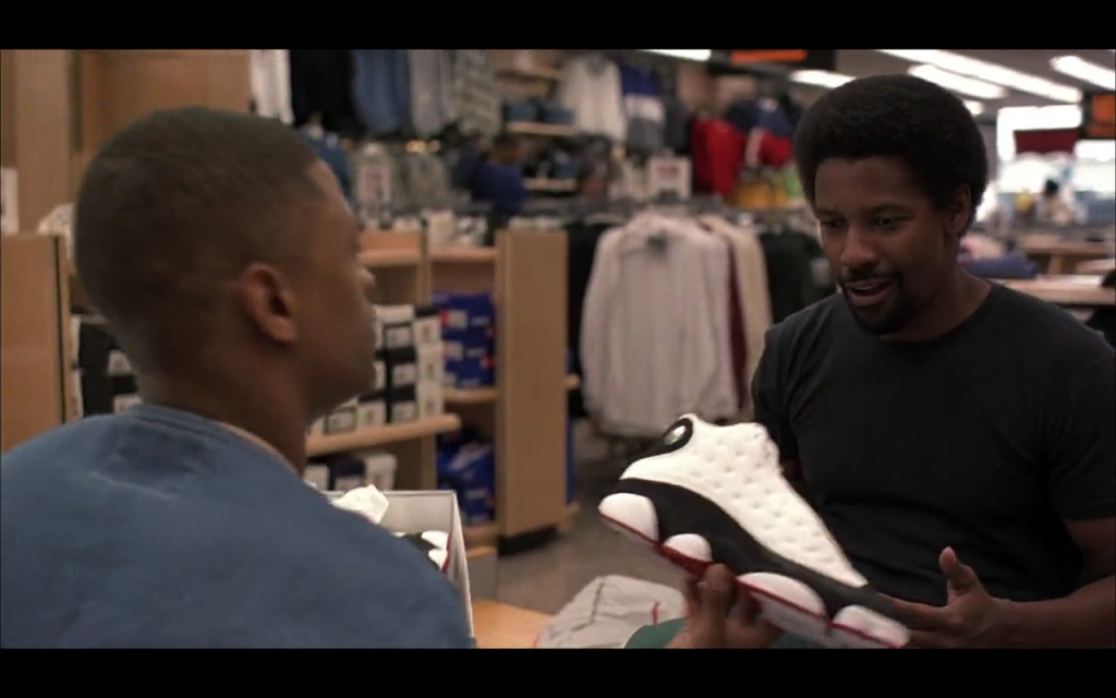 Denzel Washington Jordan XII