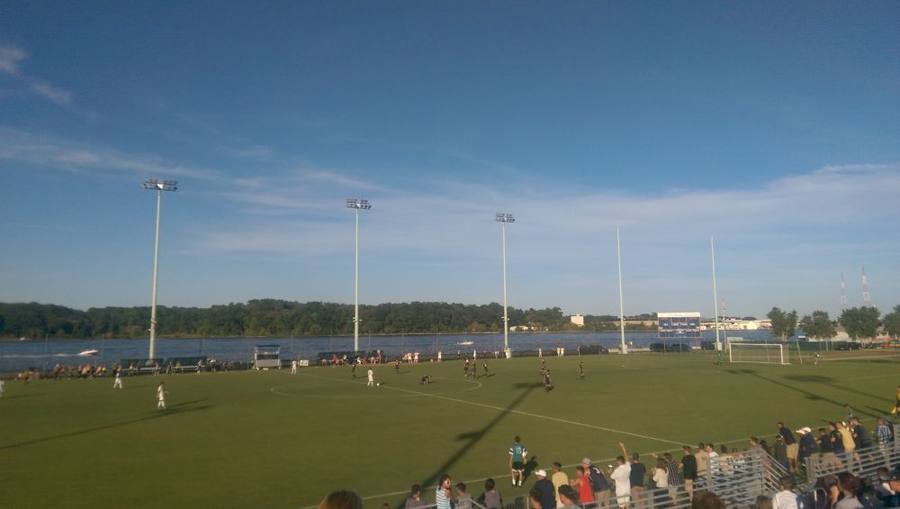 Navy soccer vs Ohio State