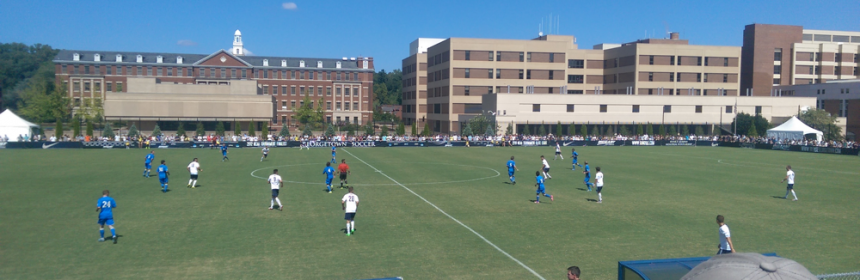 UCLA vs Georgetown