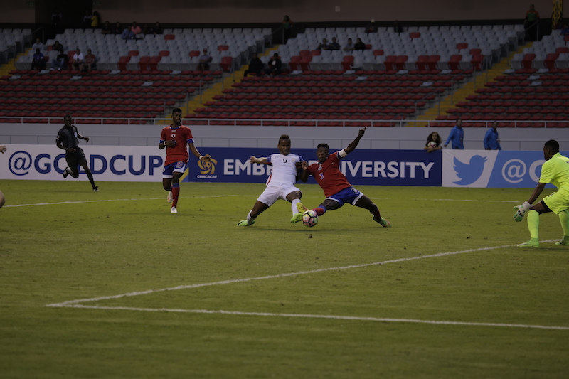 USA u20 vs haiti