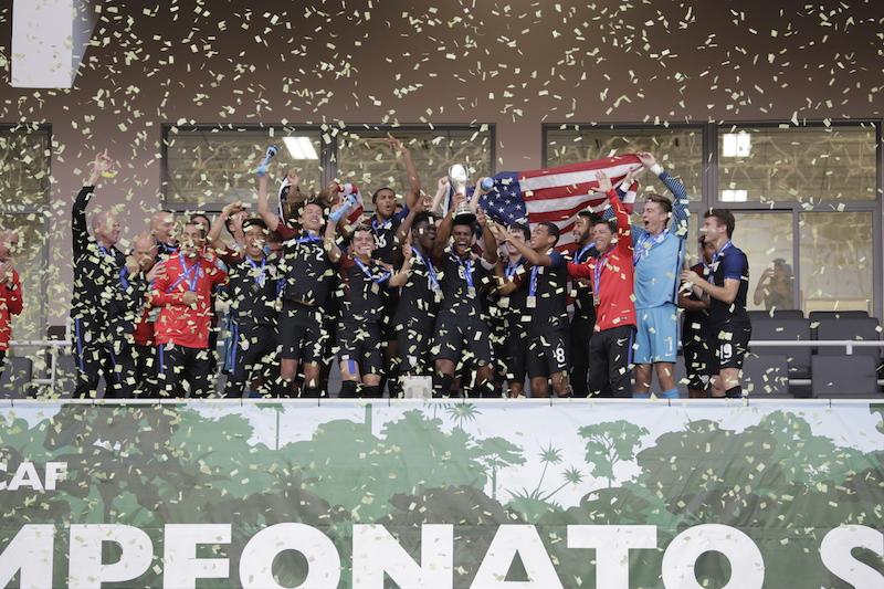 USA vs Honduras u20