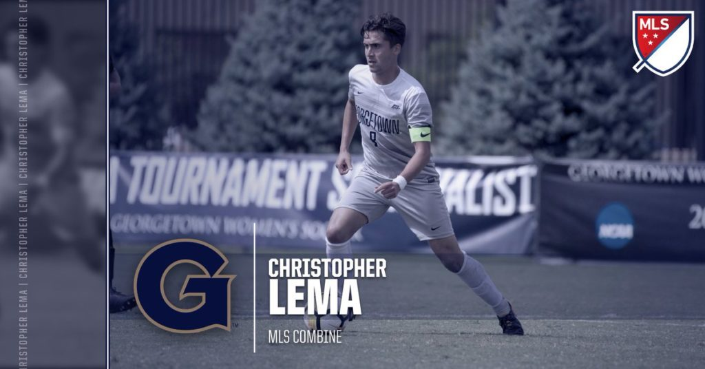 Chris Lema Georgetown